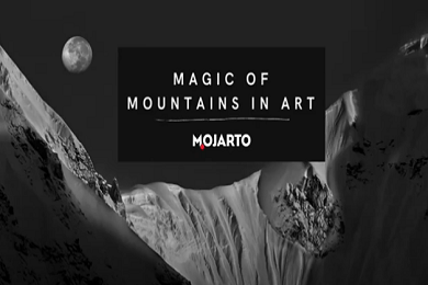 An artsy visit to the mountains on international mountain day banner image