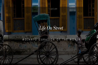 Life on streets  online curation  bannner image
