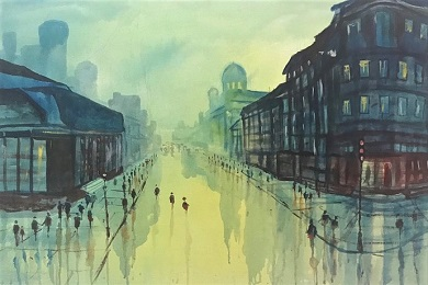Paintings of daily life which give us the utmost pleasure to look at banner image