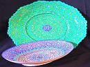 Intricately glazed beauty meenakari art small banner image