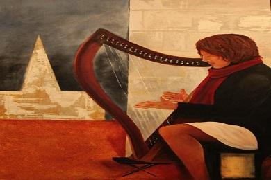 Short stories a harp affair banner image