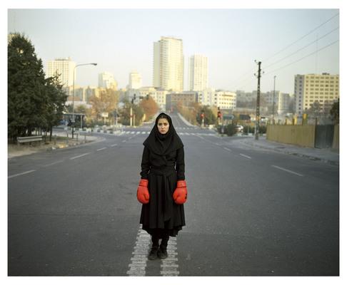 Newsha Tavakolian 4.From the book, Blank Pages of an Iranian Photo Album/ Tehran.