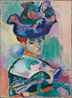 Henri Matisse, Luxe, Calme et Volupté, 1904, oil on canvas, 98 × 118.5 cm, Musée d'Orsay, Paris, France Image credit: Wikipedia