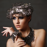 CAGE CUFFS by BEGADA, Contemporary Bangle