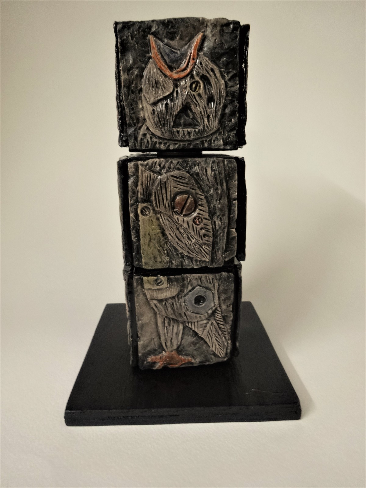 Christina banerjee '''totem birds 1''