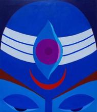 Untitled Digital Print by Ram Rokade,Traditional