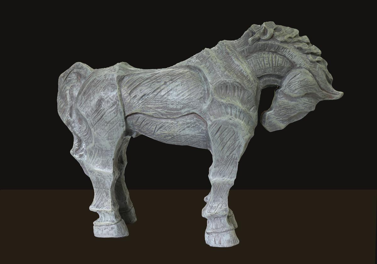 Horse 4a