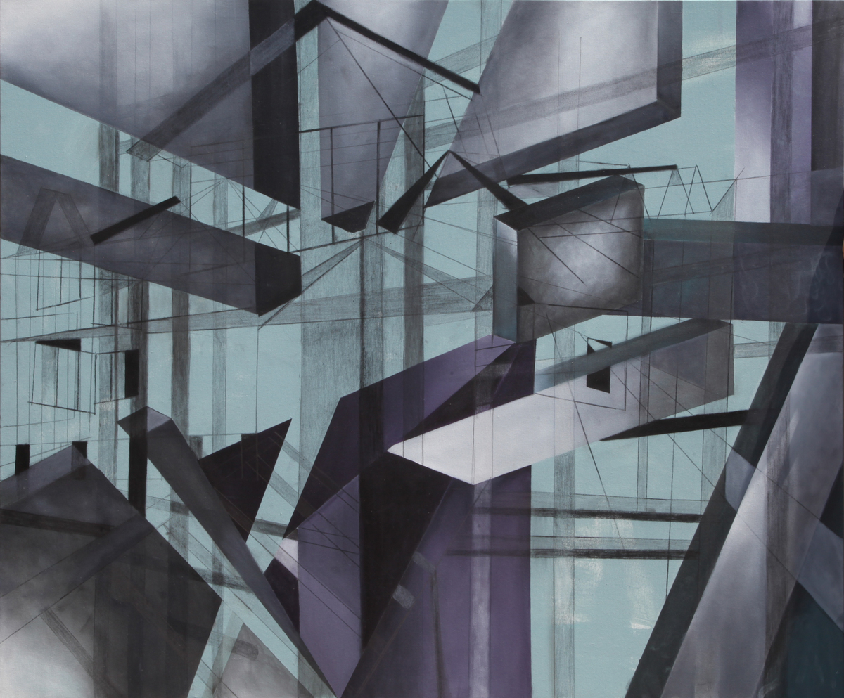 Conversation with lines and dimensions  50x60