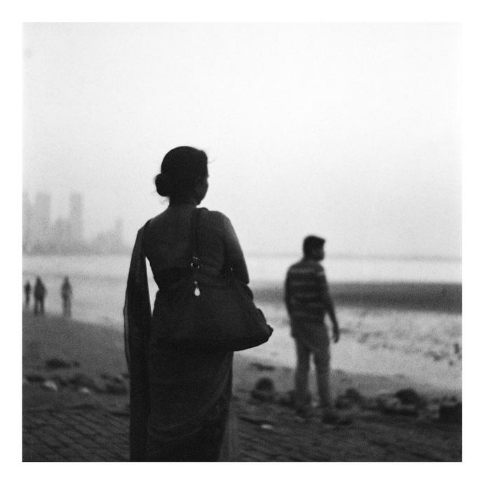 Thairaav 01 by Maitreya Mer, Image Photography, Inkjet Print on Archival Paper, Gray color