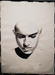 With You Digital Print by Sangeeta Jaiswal,Impressionism