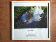 Dreams by Berny & Philip, Image Photography, Print on Paper, White color