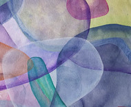 Homemade Holiday by Vanshita arora , Abstract Painting, Acrylic on Canvas, Silver color