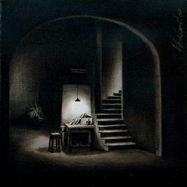 01 LifeCorner 2007 by Shrikant Kolhe, , , Black color