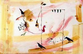 Depending by Satish Multhalli, , , Beige color