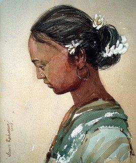 Emotion by Jiaur Rahman, , , Beige color