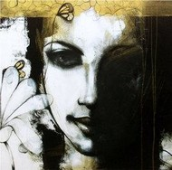 Relation II by Mithun Dutta, , , Gray color