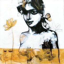 Composition by Mithun Dutta, , , Gray color