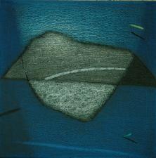 Terra Incognita 14 by Anil Gaikwad, , , Green color
