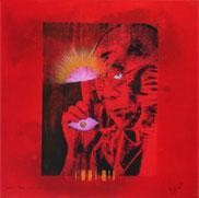 Printers' Horror Series-39 by Babu Xavier, , , Red color