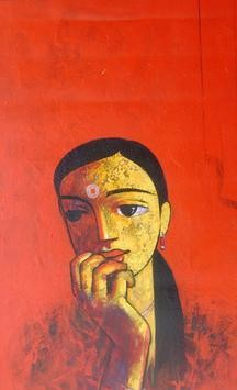 vaidehi 105 by Ganesh Patil, , , Red color