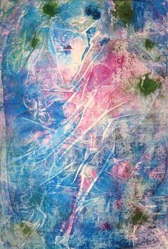 Love Waits Digital Print by Hufreesh Dumasia Chopra,
