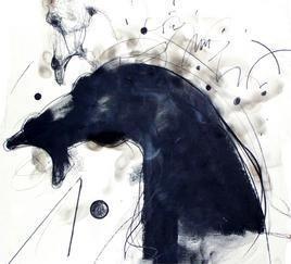 Black by Mithun Dutta, , , Gray color