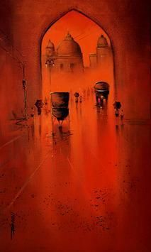 Red Composition by Somnath Bothe, , , Red color