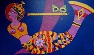Dreamgirl 6 by Bhaskar Lahiri, , , Blue color