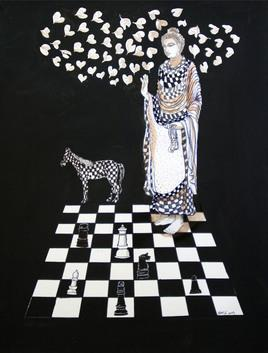 Buddha by Arun K Mishra, , , Gray color