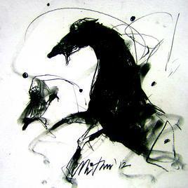 Motion V by Mithun Dutta, , , Gray color