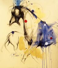 Untitled II Digital Print by Mithun Dutta,Illustration, Illustration