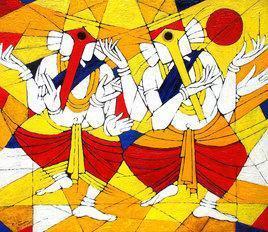 Siddhi Daata by Jiaur Rahman, , , Beige color