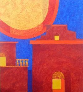 TheSunset by Amit Biswas, , , Red color