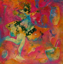 Athkheliya15_1 by Lakhan Singh Jat, , , Brown color