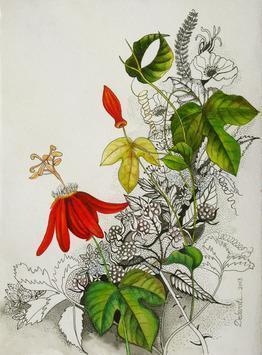 Untitled5 by Debarati Roy Saha, , , Beige color