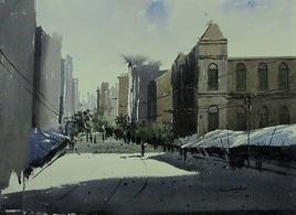 CityofJoy2 by Asim Paul, , , Gray color