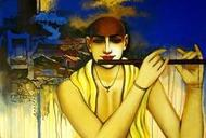Golden Stories of Happiness by Anand Dharmadhikari, , , Blue color