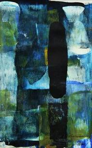 Untitled67 by V .Hariraam , , , Green color