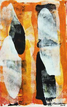 Untitled72 by V .Hariraam , , , Beige color