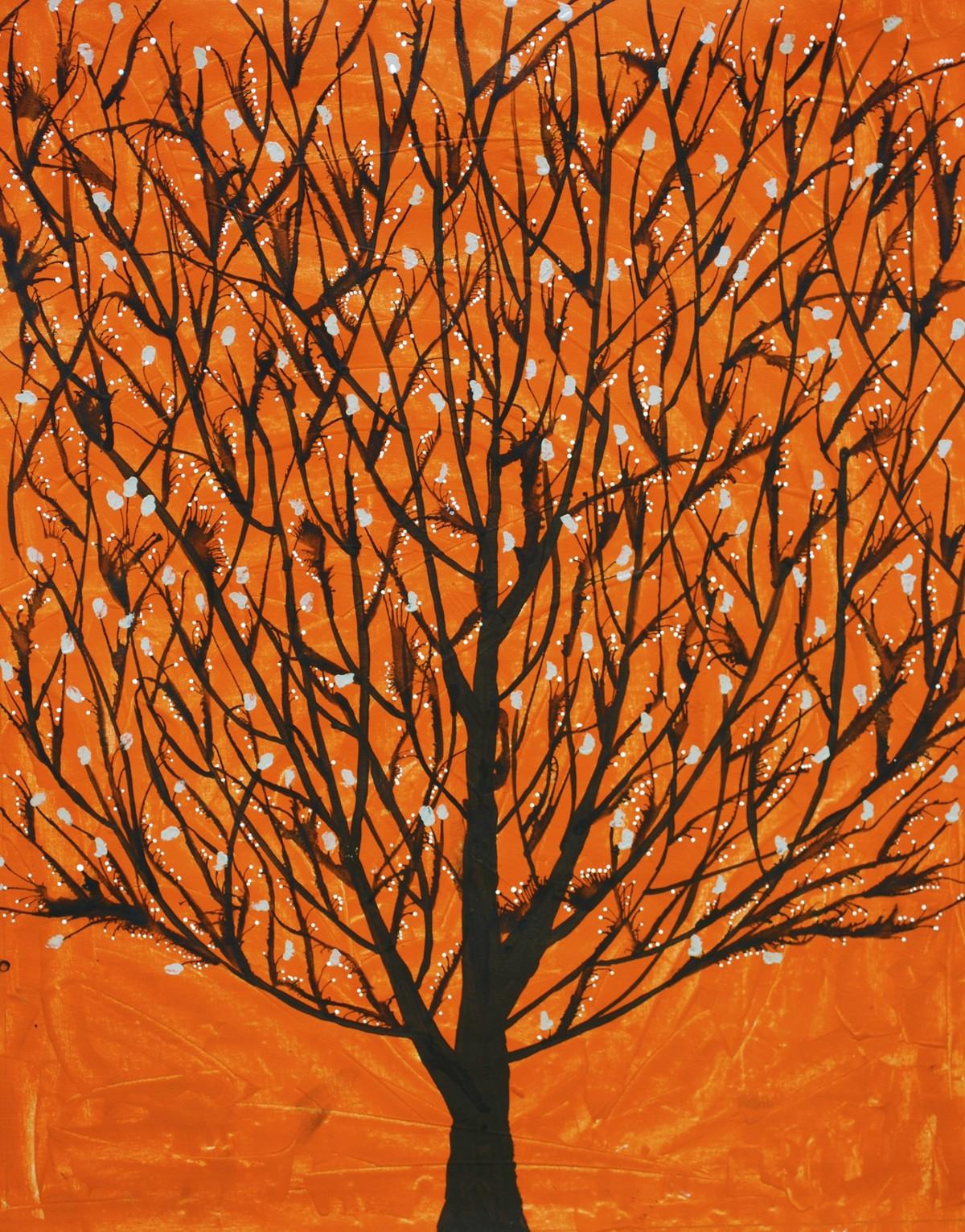 Ubhrav By Artist Sumit Mehndiratta Decorative Painting Mojarto 132839