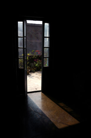 Shadow Play 1 by Subhajit Dutta, Image Photography, Digital Print on Paper, Black color