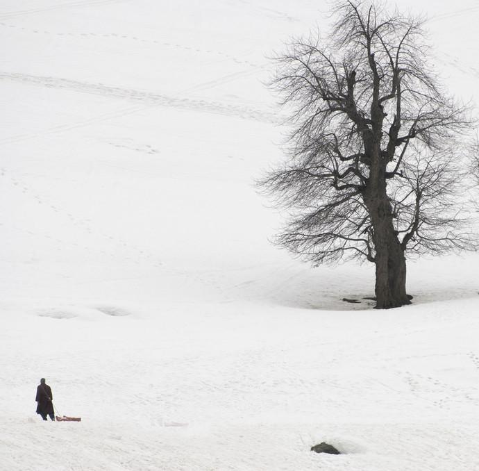 Snow By Sugato Mukherjee