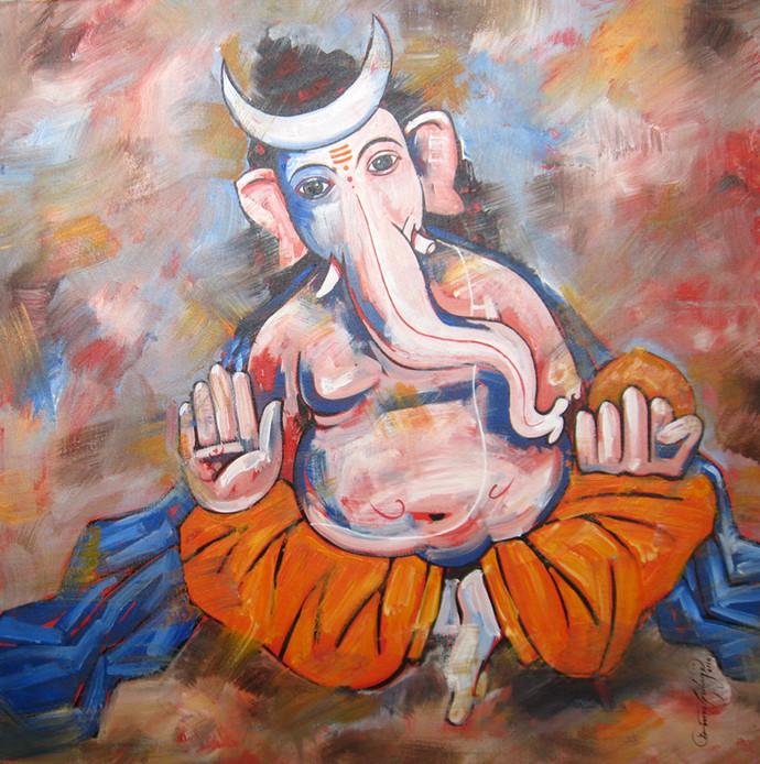 Ganesh 1122 By Suresh Gulage