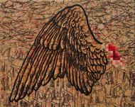 Never Ending Facts Digital Print by Rajib Chowdhury,Pop Art