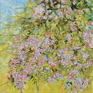 Blossoming fruit tree ii