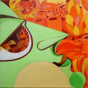 360°+ve - 4 by Saumya Bandyopadhyay, , , Green color