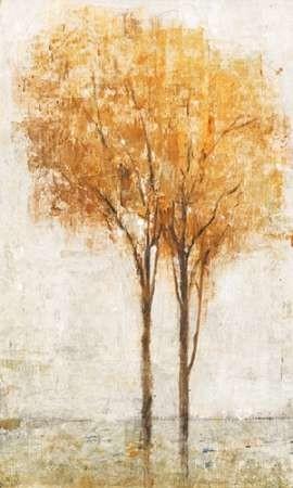 Falling Leaves II Digital Print by O'Toole, Tim,Impressionism