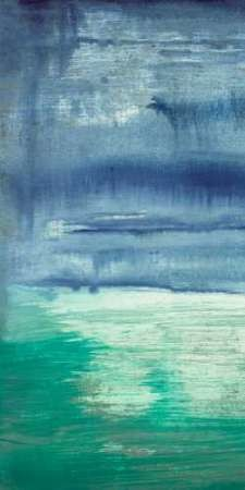 Blue Bayou I Digital Print by Goldberger, Jennifer,Abstract