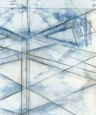 Cloud Spectrum II Digital Print by Goldberger, Jennifer,Abstract