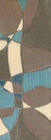 Muted Mod II Digital Print by Goldberger, Jennifer,Abstract